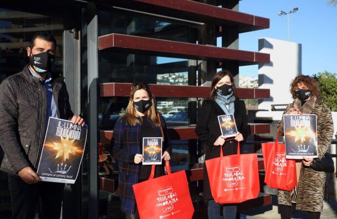 Los 9 ganadores de la campaña de Navidad de AECO gastan sus vales en los comercios asociados