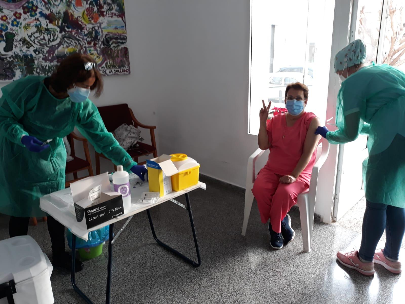 vacunación Ondara