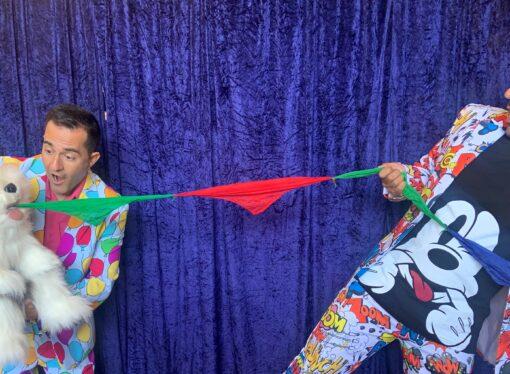 """Llega el """"Peque Show"""" a las casas de Benissa para llenarlas de humor y magia"""