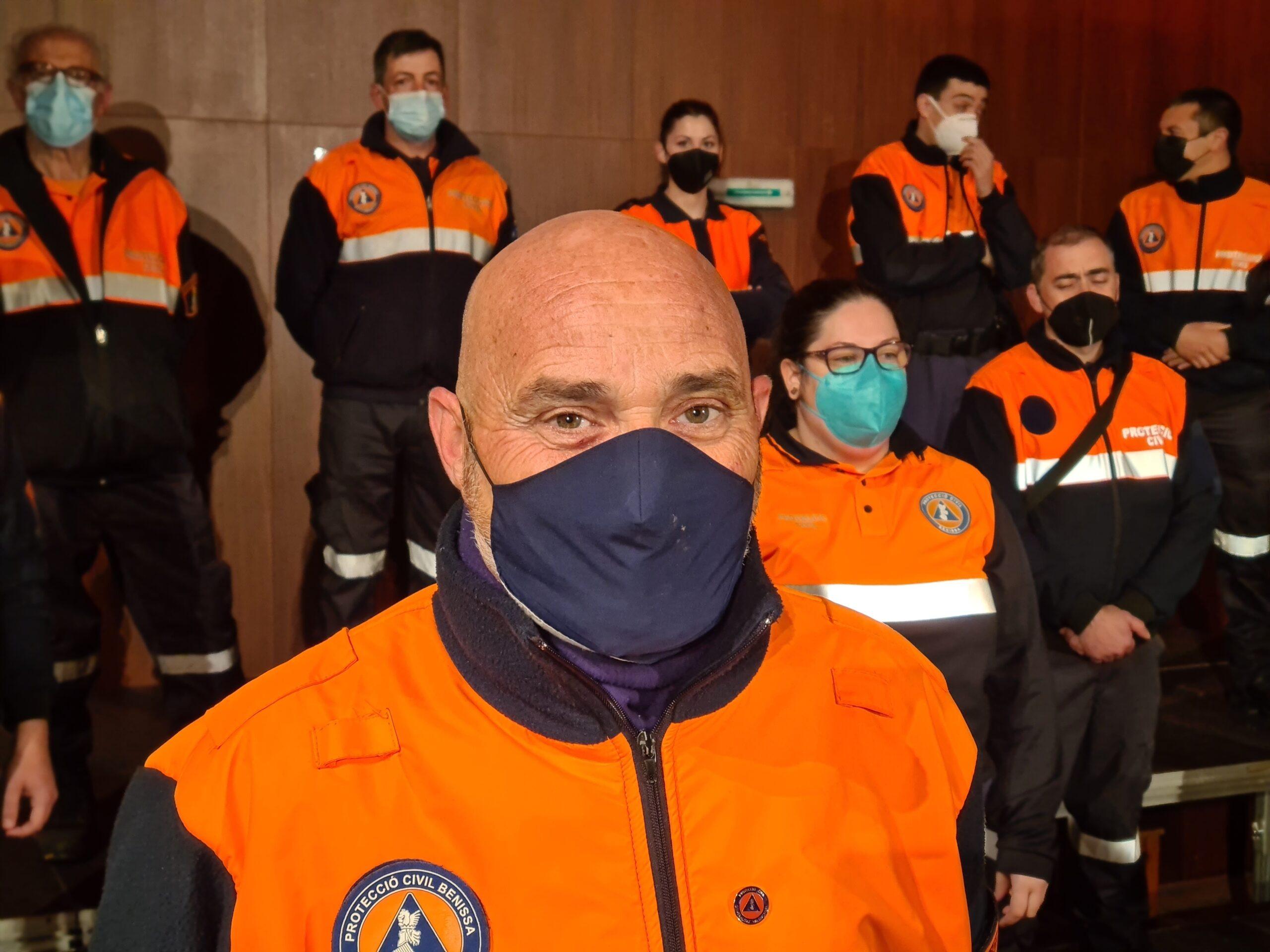 Protección Civil de Benissa
