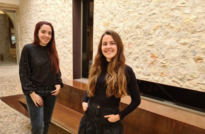 Carla Lozano y Claudia Bertomeu ganadoras de los concursos del Día de la Mujer de Ondara y Benissa