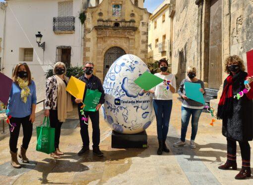 El Ayuntamiento de Teulada impulsa una campaña para apoyar al comercio estas Pascuas