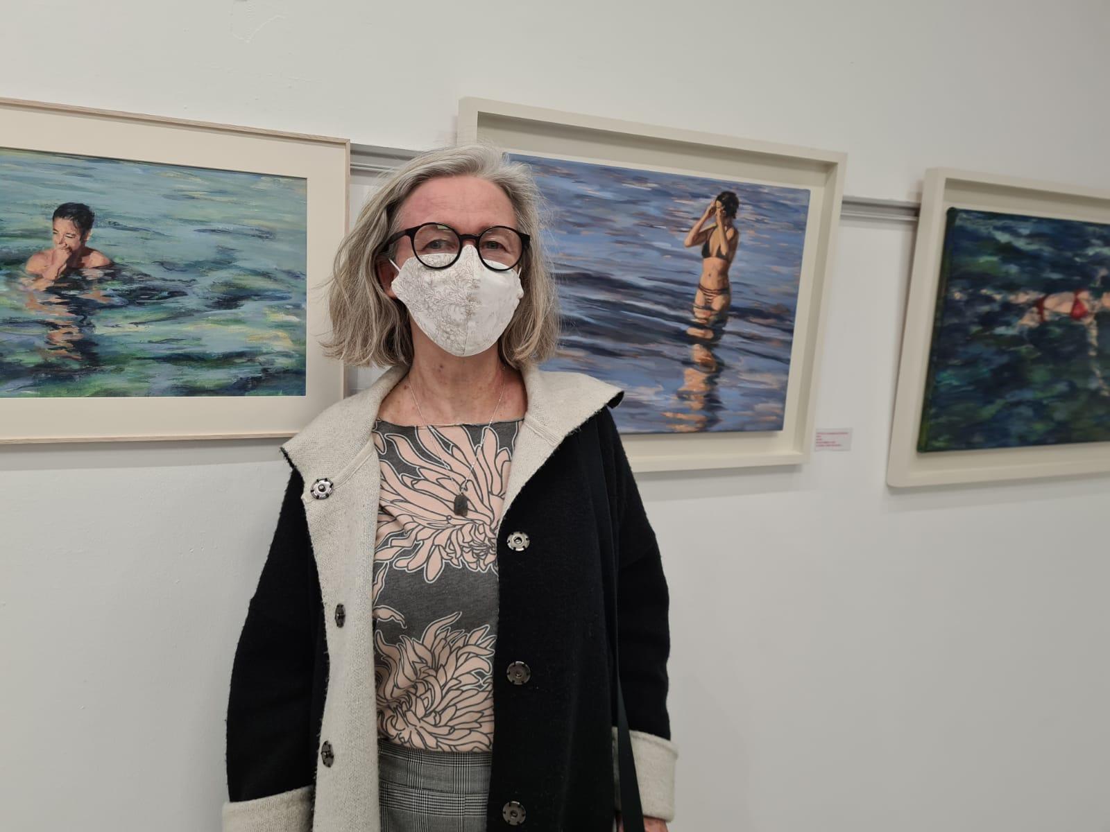exposición pintoras