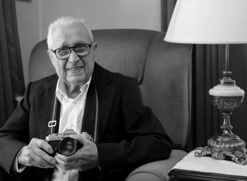 José Tur Ivars, una vida entre el blanco, el negro y el mar