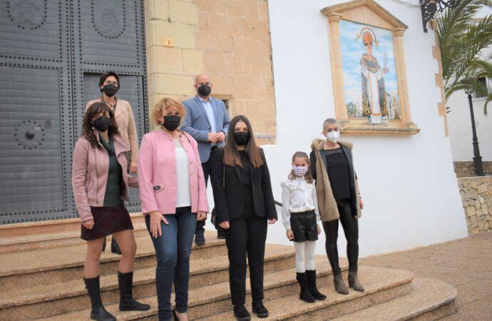 La Comisión de Fiestas 2020 más la infantil de 2021 protagonizarán las fiestas de Sant Vicent de Teulada el próximo año
