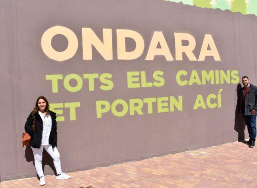 Pinceladas de arte y color en las paredes y fachadas de Ondara