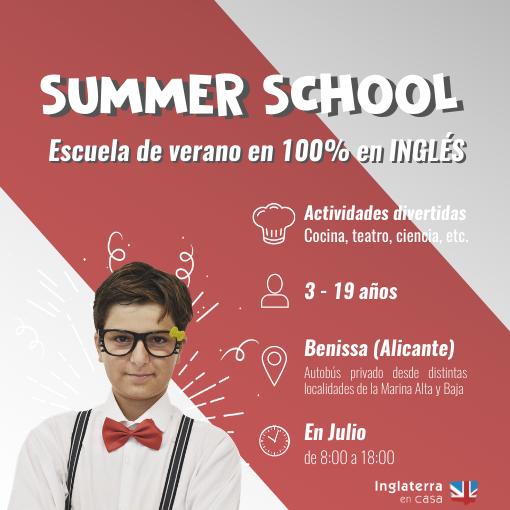 Summer School Benissa