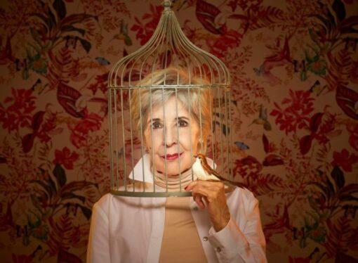 Concha Velasco, la gran dama de los escenarios, se sube este sábado al del Auditori Teulada Moraira
