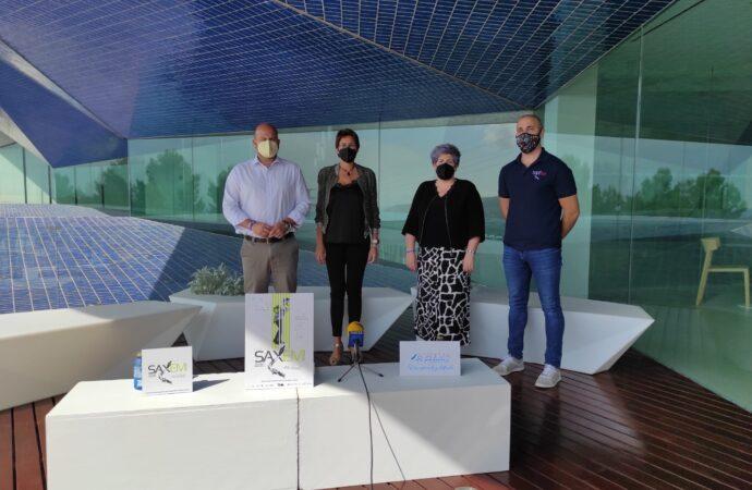 El Festival Saxem Summer Edition recala en el Auditori Teulada Moraira