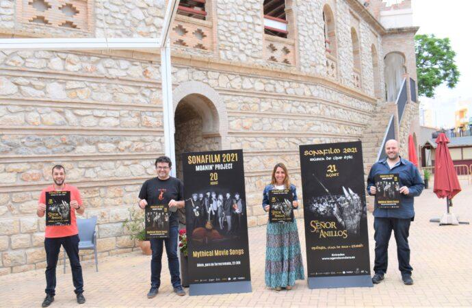 La música de cine épico será la protagonista en la III edición del Sonafilm de Ondara