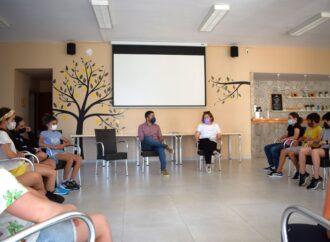 Los más pequeños de Benitatxell proponen sus demandas para las fiestas en honor a Santa María Magdalena