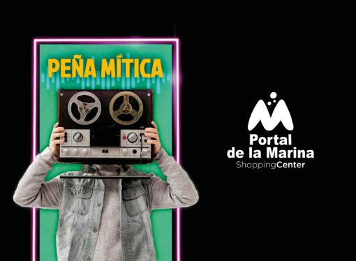 """Portal de la Marina estrena hoy nuevo videopodcast, """"Peña Mítica"""""""