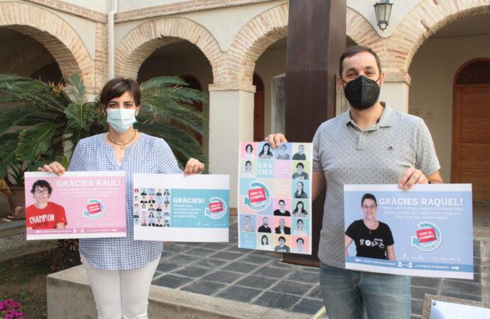 """El Ayuntamiento de Ondara impulsa la campaña """"Obri el comer, tanca el cercle"""""""