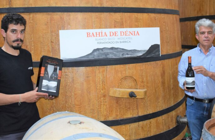 Bodegas Xaló lanza al mercado el Bahía de Dénia fermentado en barrica