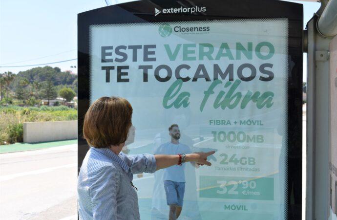 Closeness toma las calles de Teulada Moraira y Benissa para lanzar sus tarifas más competitivas e irresistibles