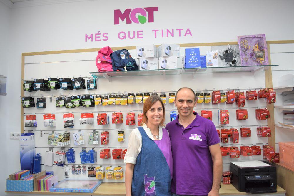 Susana Ivars y Javier