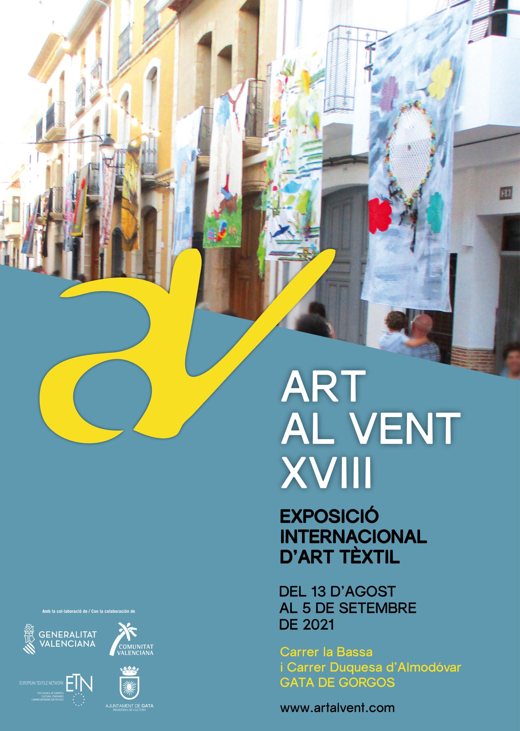 cartell art al vent 2021