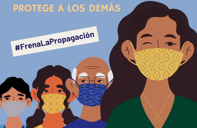 """""""Protégete tú y protege a los demás"""", la nueva campaña de concienciación del Ayuntamiento de Teulada"""