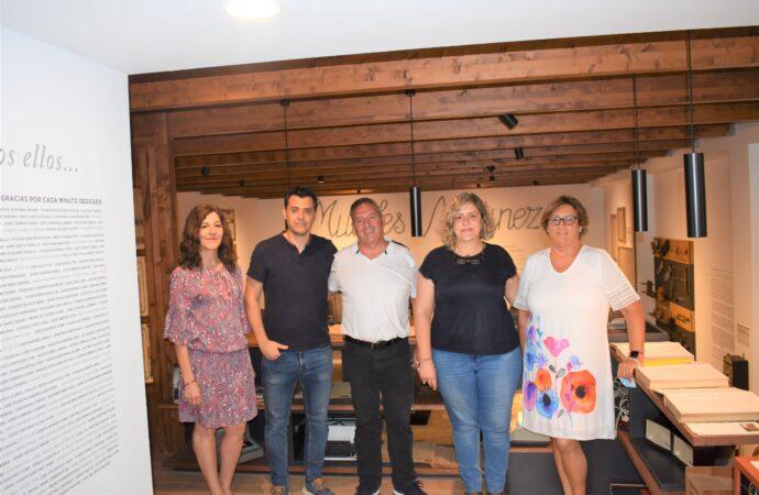 Muebles Martínez abre nueva tienda en el Centro Comercial Pepe la Sal