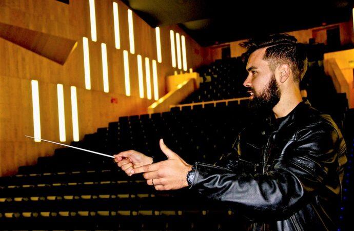 """Pau Climent: """"El concierto de este viernes en el Auditori Teulada Moraira será muy festero, veraniego y con muchas sorpresas musicales"""""""
