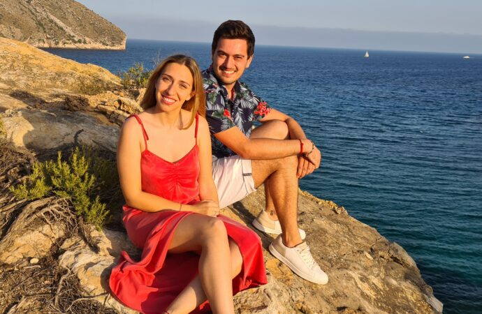 Dièresi, el nuevo dueto musical pop formado por Empar Argudo y Marcos Navarro