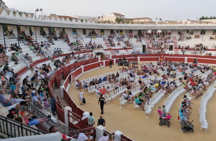 Ondara gaudeix d´un Sant Jaume diferent adaptat a les mesures i controls especials