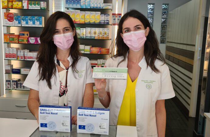 Con la Farmacia Díaz Heredero Lozano de Benissa resolvemos las dudas sobre los test de antígenos