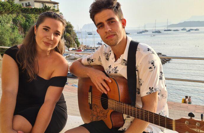 Los atardeceres de Moraira son más mágicos acompañados de la música de Nadine Costa Music