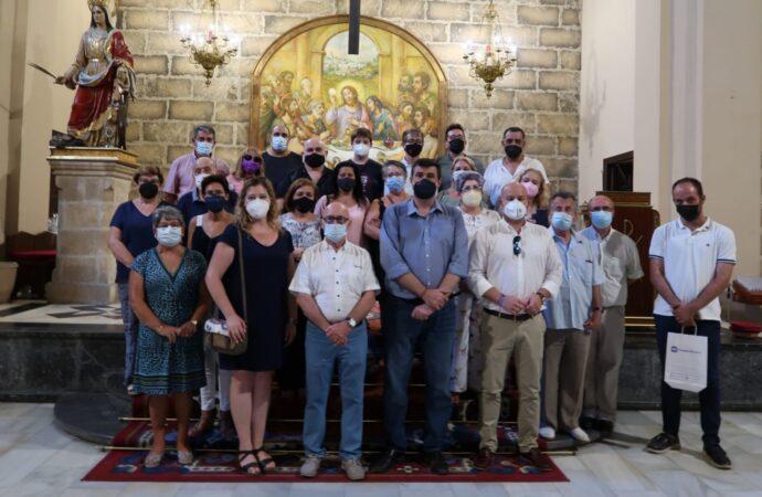 La Soberana Orden Templaria de San Bernardo de Claraval, Maestrazgo Internacional celebra la festividad de su santo en Teulada