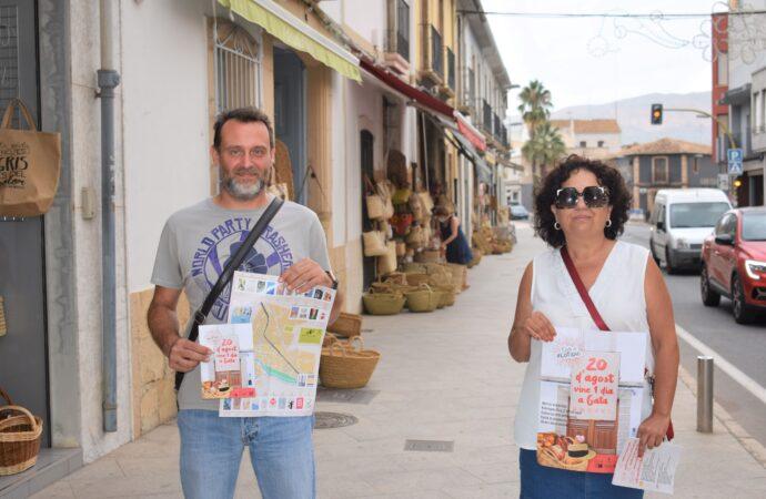 """""""Ven a pasar 1 día a Gata"""" y descubre su comercio, gastronomía y cultura"""
