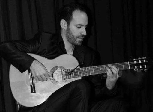 """El guitarrista teuladino Óscar Gallardo presenta en el Auditori Teulada su espectáculo """"Óscar Gallardo Sextet"""""""