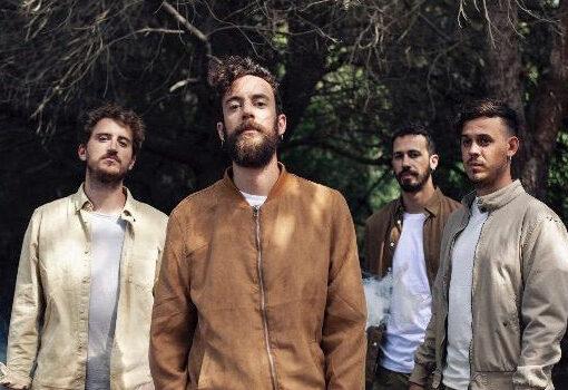 La banda de Pego Smoking Souls actuará este sábado en el Auditori Teulada Moraira
