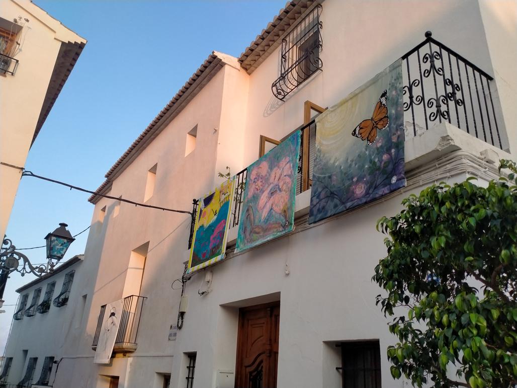 balconades