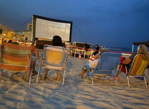 """Últimos días para disfrutar del """"Cinema a la Mar"""" de Calp"""