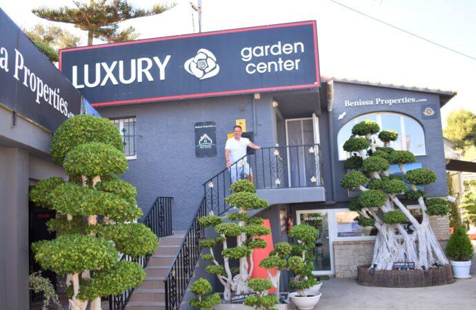 Luxury Garden Center, 25 años diseñando y planificando tus jardines