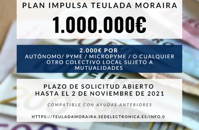 """Teulada Moraira destina un millón de euros de ayudas para el """"Plan Impulsa"""""""